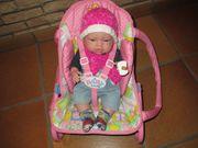 Babypuppe Berbesa Größe 42 cm