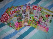 Zeitschriften für Frauen 42 Stück