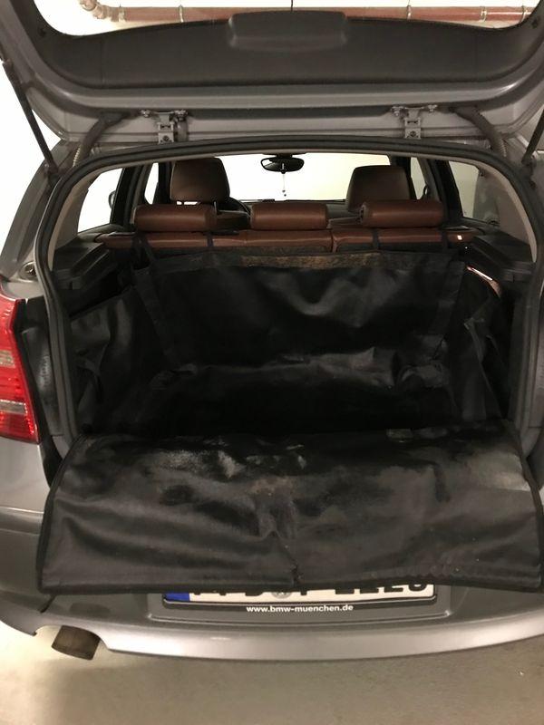 Schutzplane Kofferraum Auskleidung