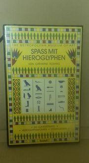 Spaß mit Hieroglyphen Spiel Catharine