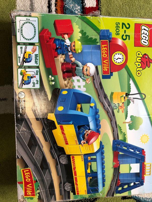 Lego Duplo Eisenbahn Lego Ville
