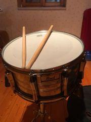 1 Pearl Snare Drum mit