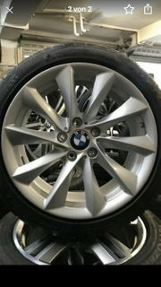 BMW Felgen 18Zoll m Sommerreifen