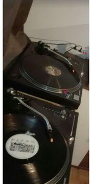 DJ Set - 2x Technics SL-1210