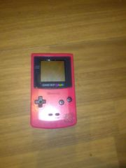 Gameboy COLOR RED GUTER ZUSTAND