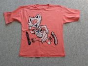 Kinderbekleidung Shirt T-Shirt mit Aufdruck