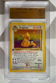 Pokemon Karte - Dragoran Holo 1