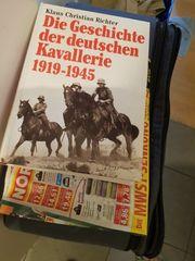 die geschichte der deutschen kavalerie