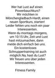 Powerbauch in Mönchengladbach-Hardt