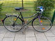 sportliches Fahrrad
