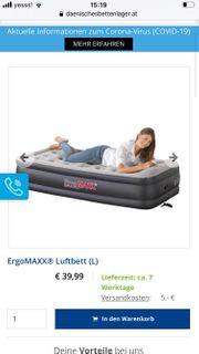 Luftbett für eine Person