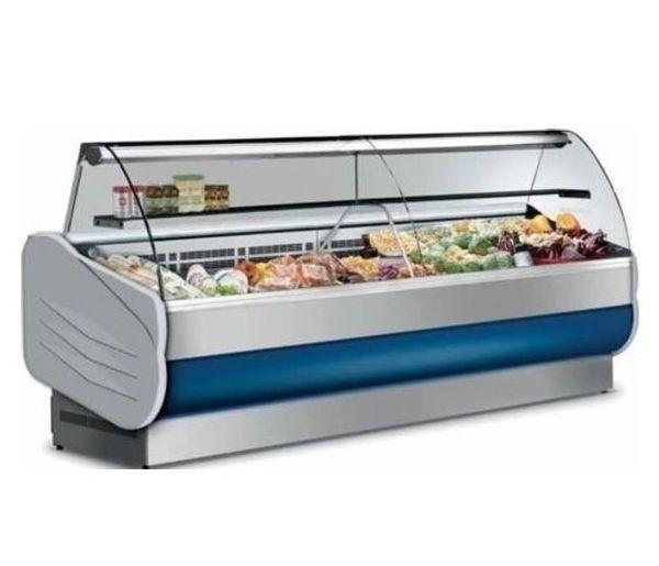 Kühltheke Kühlvitrine aus Italien Gastro