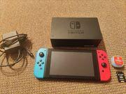 Nintendo Switch 2017 er Model