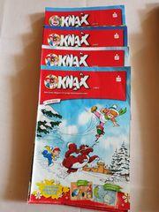 Knax-Comic-Serien 2011 -2014 - vollständig und gut