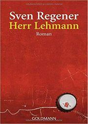 Buch Herr Lehmann Sven Regener