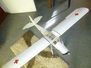 Fieseler Storch 156 C Modellflugzeug