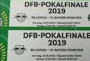 DFB Pokal Finale 2 Tickets