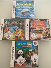 Tier Insel Nintendo DS Spiele