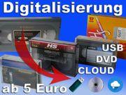Ihre Homevideos VHS C SVHS
