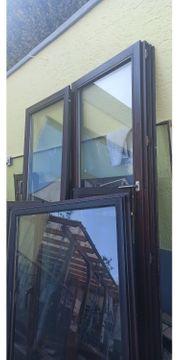 Verschenke Echtholzfenster Holz Terrassen Türen