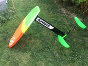 Surfbrett neu 90cm Mast und