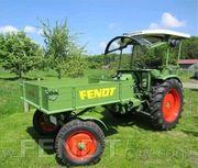 Fendt Traktor Geräteträger F GT