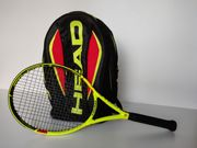 Head Tennisschläger mit Rucksack zu