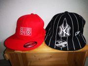Coole Baseball-Caps aus Amerika