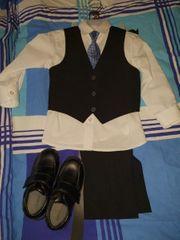 Anzug Größe 104