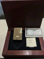 Zippo 18K Solid Gold Marlboro