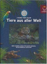 Sammelalbum 3 EUR Tier Taler
