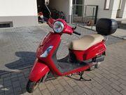 Motorroller Scooter SYM 125ccm