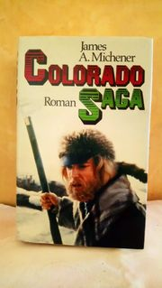 JamesA Michener Colorado Saga wie