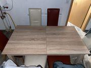 Esszimmertisch Tisch aus Massivholz