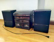 Fisher HiFi Stereoanlage