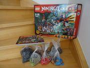 Lego Ninjago 70627 Drachenschmiede sgt