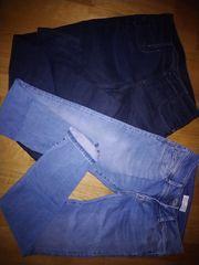 Jeans Kleid Hosen Morgenmantel