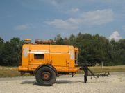 Kolbenkompressor mit Deutz F2L912 Diesel -