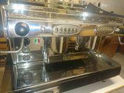 Espressomaschine Royal Synchro 2-Gruppig
