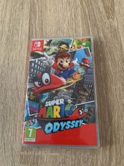 Super Mario Odyssee Switch