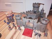 Playmobil Ritterburg und Rammbock