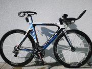 Profi Triathlon- Zeitfahrrad Storck Aero