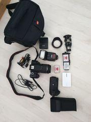 Canon EOS 700D 18-55 Objek