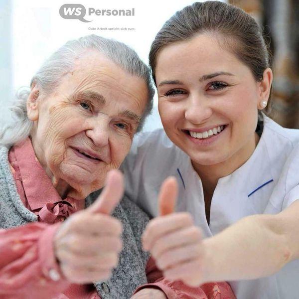 Altenpfleger m w d Ihr