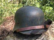 Deuscher Stahlhelm M35 Feld- Grün