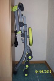 verkaufe Wondercore II 12-in-1 Home-Fitness-Gerät