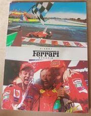 Ferrari Deutschland Magazin 02 2001