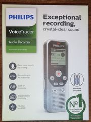 Diktiergerät - Philips VoiceTracer Audio Recorder