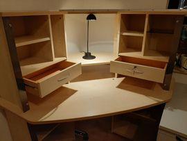Eck-Schreibtisch Kinder Jugend Büro hell: Kleinanzeigen aus Friedrichsdorf - Rubrik Büromöbel