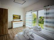 Modernes Ferienhaus an der Ostsee